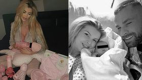 Vémolova prsatice Lela vytočila kojící matky: Důvod? Silikony nahradila lahvičkou