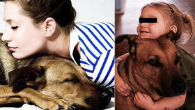 Hvězda Ulice Zahradnická neslyšela volající dcerku (2): Zachránila ji fenka!