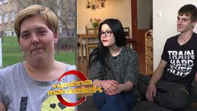 Jiřina z Výměny propálila tajemství Kačky a Martina: Dávno spolu nejsou! Byla to fraška