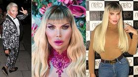 Živý Ken Rodrigo šokuje změnou pohlaví: Vždycky jsem se cítil jako Barbie!