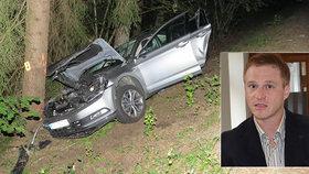 Řídil opilý a zfetovaný a zabil kamaráda: Staral se ale jen o svého psa! Dostal osm let