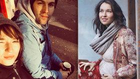 Detaily porodu Bereniky Kohoutové: Důležité osoby po jejím boku