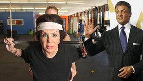 Sylvester Stallone v slzách: Zemřela jeho známá matka (†98)! Podlehla plastikám i cvičení