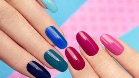 Trendy nehty letošního roku: Vsaďte na barvy a vzory