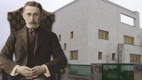 V Praze vyroste poslední vila slavného architekta Loose: Rozpracovaný projekt dokončí studenti