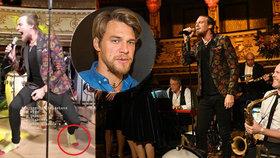 Namyšlenec a ponožkový král! Slováci nemůžou Dykovi odpustit ostudu na plese