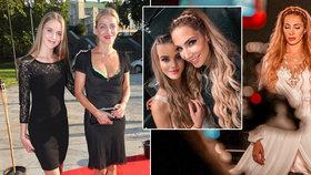 Olga Lounová natáčí nový klip s dcerou Zedníčkové: Amélie (14) roste do krásy!