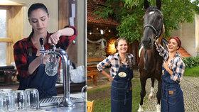 Hvězda Slunečné Eva Burešová: Při natáčení zjistila, že trpí fobií!