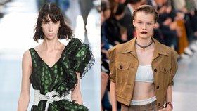Co se bude nosit na jaře? Tohle je 8 hlavních trendů!