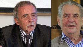 """Křeček má nominaci na ombudsmana. Zeman ho vybral, i když dvakrát """"pohořel"""""""