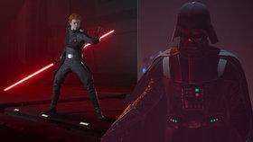 Šermování světelným mečem v předaleké galaxii: Recenze Star Wars Jedi: Fallen Order