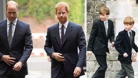 Meghan, tohle jsi zničila ty! Kam zmizelo silné pouto Harryho s Williamem?