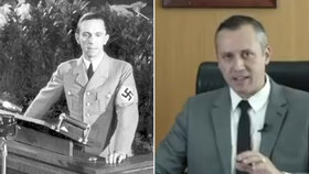 Náměstek mluvil v projevu jako Goebbels. Dostal padáka od prezidenta Brazílie