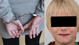 Zmizení malého Kristiána (8): Policie zatkla dvě osoby