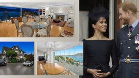 Meghan si už v Kanadě vybrala dům: Podívejte se na luxusní sídlo za 620 milionů!