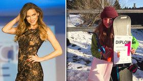 Dcera Verešové Vanessa (12): Vyhrála olympiádu jako Samková!