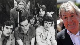 Zemřel člen legendárních Monty Pythonů! Terry Jones (†77) podlehl vážné nemoci