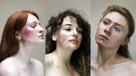 Fotografka ukázala skutečné tváře žen. Fotky na Instagramu jsou lež, říká