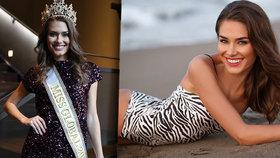 Vítězka Miss Global Kokešová přiznala: Vydírání, korupce a hádka při vyhlášení