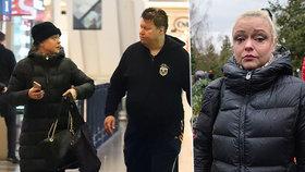 Dominika Gottová noční dostaveníčko s manželem neustála: Kolaps!