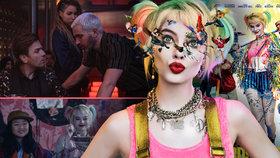 Harley Quinn, padouch v sukni, pořádá divokou dámskou jízdu, která strhne i chlapy