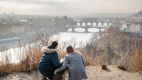 Aprílové počasí v březnu: V Praze bude teplo, výrazně se ochladí až o víkendu