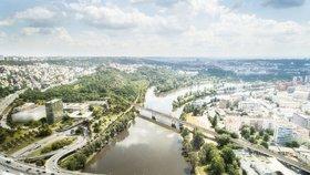 Vlasta naváže na Blanku: Praha zahájila geologický průzkum dostavby vnitřního okruhu, potrvá 10 měsíců