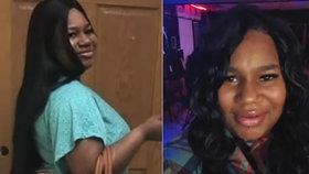 Těhotnou mámu zabila zbloudilá střela: Její miminko zachránili císařským řezem