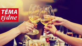 Kolik kalorií má alkohol: Jedno pivo jako pytlík chipsů, sklenka vína vydá za laskonku