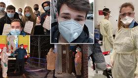 Daniel (21) evakuovaný z Wu-chanu: Popsal karanténu na Bulovce, přítelkyni má v Číně