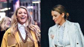 Blake Lively jako módní ikona: Trojnásobná maminka má skvělý styl, inspirujte se!
