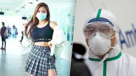 Čínské prostitutky čelí diskriminaci kvůli koronaviru: Lžou proto o svém původu