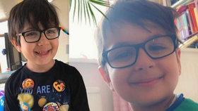 Chlapec (†6) porazil zákeřnou leukemii. Zemřel týden poté na infekci