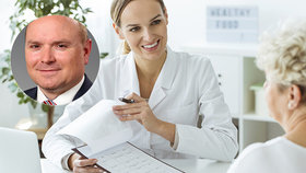 Lékař chtěl sponzorský dar nebo vyhrožoval vyřazením z evidence? Co na to šéf pojišťoven?