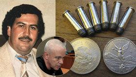 Zavraždil na 300 lidí pro Escobara. Profesionální zabiják zemřel na rakovinu