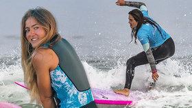 Záhadná smrt krásné surfařky: Proč tají rodina její skutečnou příčinu?
