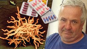 Testy ukázaly boreliózu, antibiotika nezabírala! Pravdu o Ladislavově (59) nemoci odhalila až biopsie ledvin