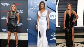 Jennifer Aniston slaví 51! Tohle jsou její nejvíc sexy modely