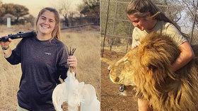 Usměvavou krásku (†21) ve výběhu roztrhali lvi: Zraněná se snažila odplazit do bezpečí!