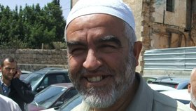 Duchovní velebil vrahy vojáků. U soudu v Izraeli vyfasoval tvrdý trest za podněcování k teroru