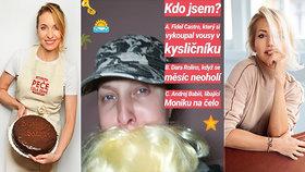 Svérázný humor Bebarové z Peče celé Česko: Schytala to Dara Rolins!