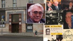 Výstava mapuje život a dílo Josefa Škvoreckého: V Praze 2 jsou k vidění i dosud nezveřejněné materiály