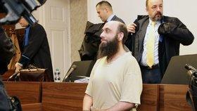 Deset let v base za podporu terorismu platí! Pražskému eximámovi Shehadehovi trest potvrdil soud