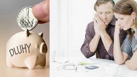 Společné jmění manželů: Zjistili jste, že partner má dluhy? Právník popsal, jak z nich ven!