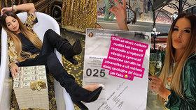 Zklamaná playmate z Hotelu Paradise: Amnestie nepřišla, tak raději zaplatila dluhy!