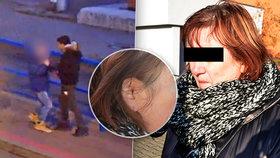 Lotrem od malička: 13letý uličník přepadl Yvetu: Zbil ji a serval náušnice! Před tím okradl i školáka o mobil