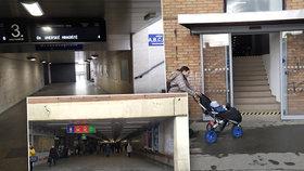 Konečně našli klíče?! Po 50 letech otevřeli na hlavním nádraží v Brně průchod k obchodnímu domu