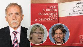 Proč ombudsman Křeček vadí a kdo ho brání? Slib složí do rukou šéfa komunistů