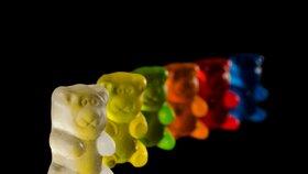 Gumoví medvídci – víte, z čeho se vyrábí?