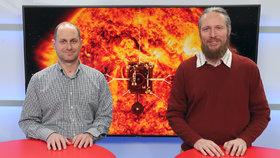 Vysílali jsme: Sonda Solar Orbiter odstartovala k Slunci. Český expert zná detaily